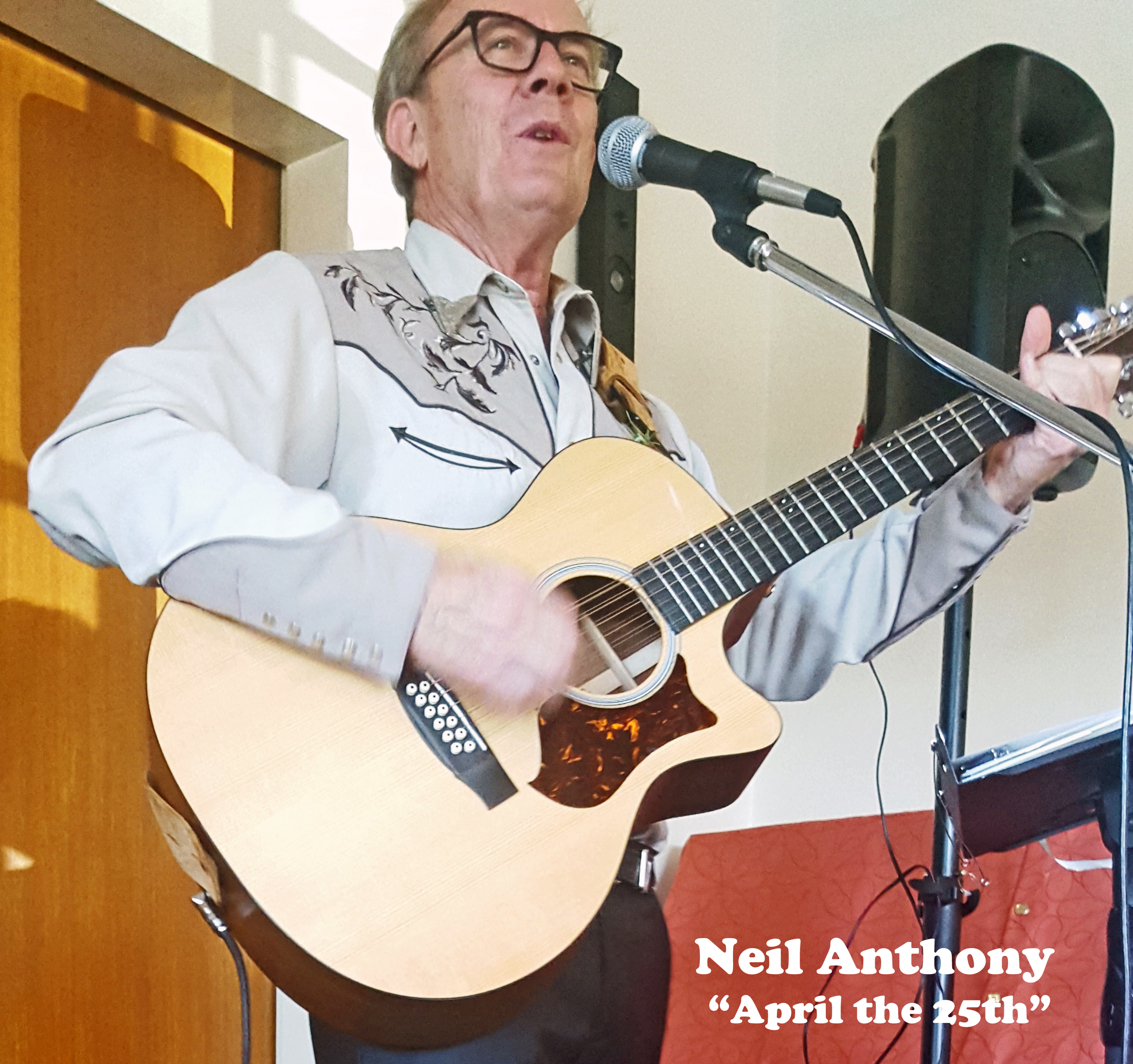 NEIL ANTHONY