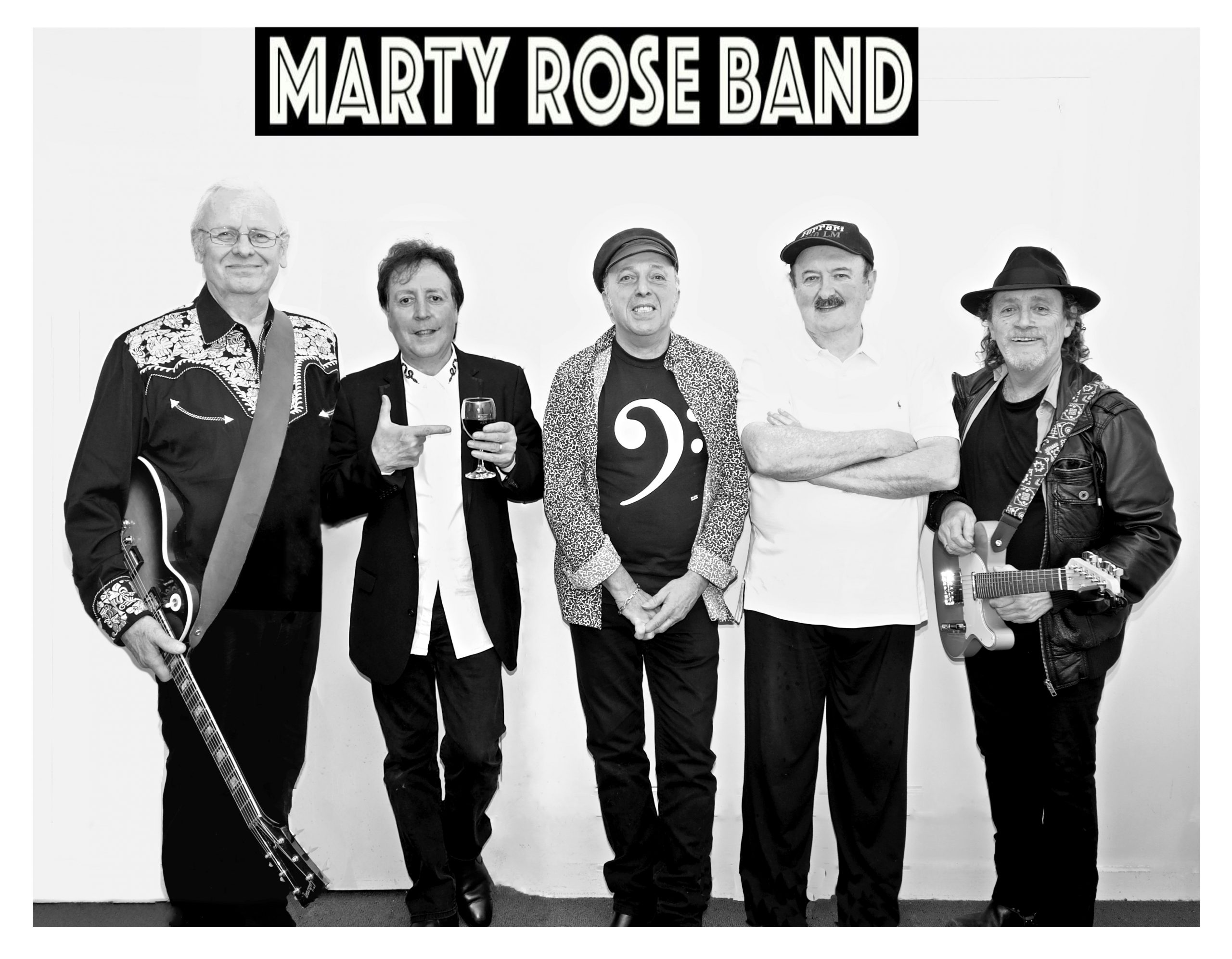 THE MARTY ROSE BAND